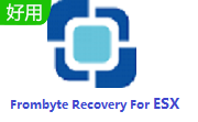 Frombyte Recovery For ESX