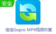 佳佳Gopro MP4视频恢复段首LOGO