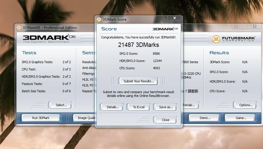 3DMark06