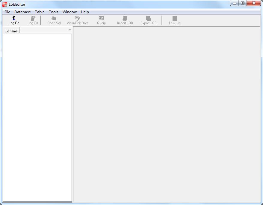 OraLobEditor(数据库字段类型编辑工具) 4.4 官方版