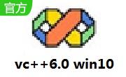vc++6.0 win10段首LOGO