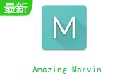 Amazing Marvin段首LOGO