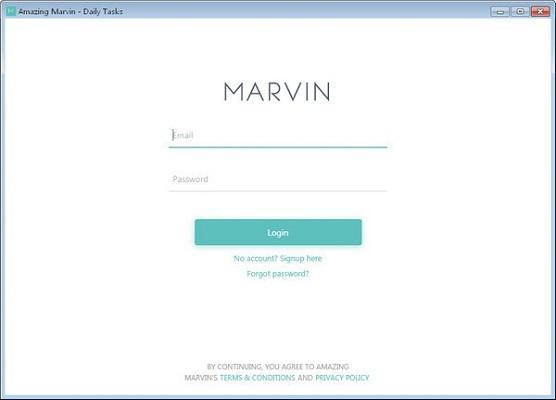 Amazing Marvin截图0