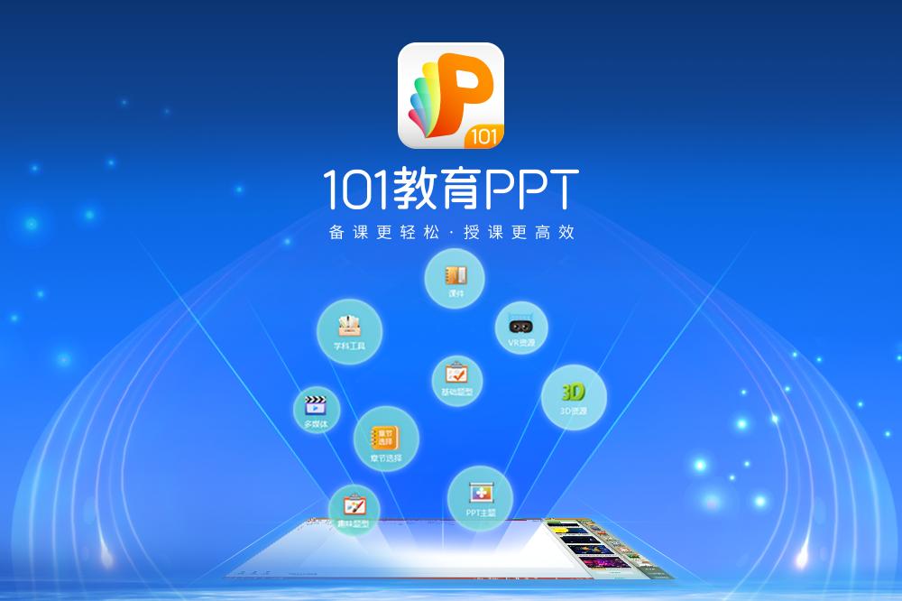 101教育PPT