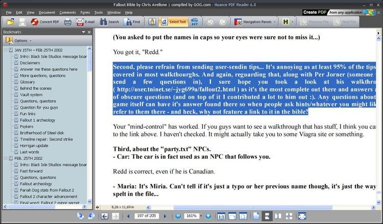 nuance pdf reader截图0
