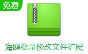 海鸥批量修改文件扩展名段首LOGO